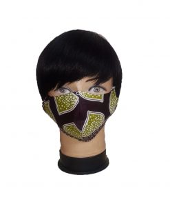 3ply fabric mask