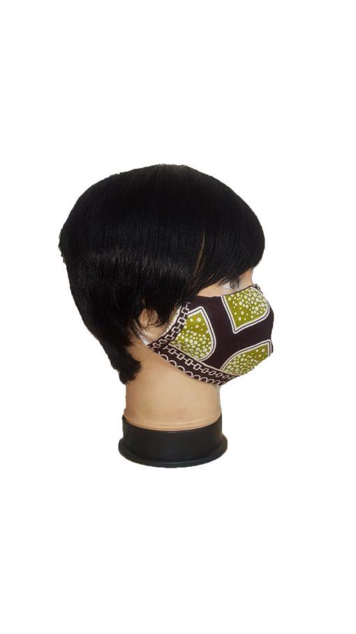 3ply fabric mask